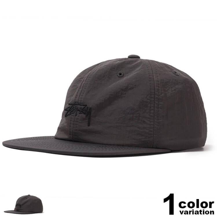 ステューシー STUSSY キャップ ストラップバック メンズ レディース FA19 STOCK NYLON STRAP BACK CAP (stussy cap 131913 ストラップバックキャップ ストゥーシー スチューシー ) 【あす楽対応】