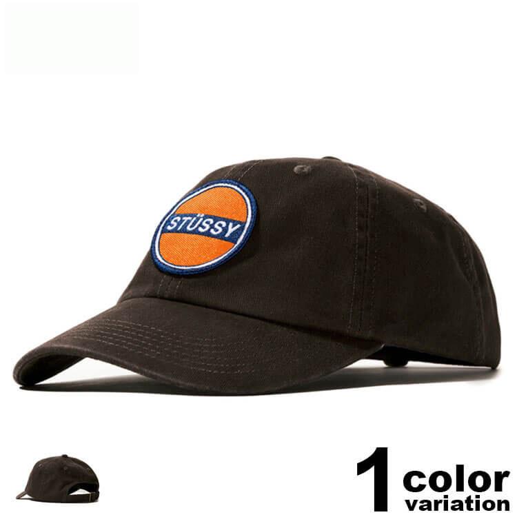 ステューシー STUSSY キャップ ローキャップ メンズ レディース NOA WASH LOW PRO CAP (stussy cap 232223 6パネル キャップ ストゥーシー スチューシー ) 【あす楽対応】