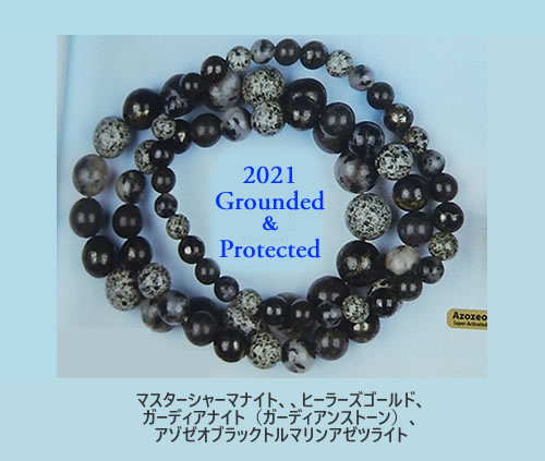 【予約販売/2021ブレス】【送料無料】グラウンデット&プロテクテッドブレス H&E社 B2021GP