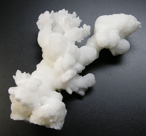 Pure White Stone To Go Along With The Earth Dess Aragonite Natural Aragow025