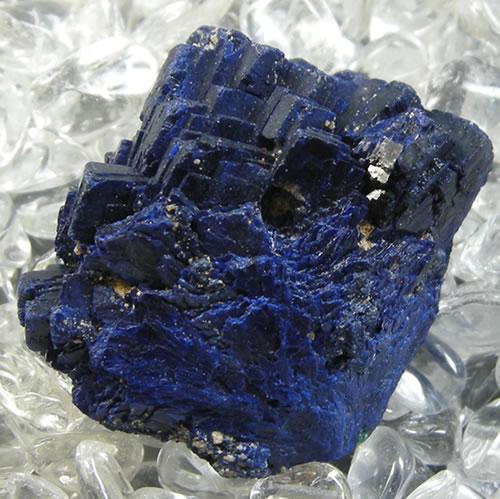 【在庫一掃】 アズライト原石'頭脳明瞭、サイキック、高いレベルの気づきの石' 【送料無料】 天然石 パワーストーン  azurite036, いのりオーケストラ:3b9b5ac1 --- business.personalco5.dominiotemporario.com
