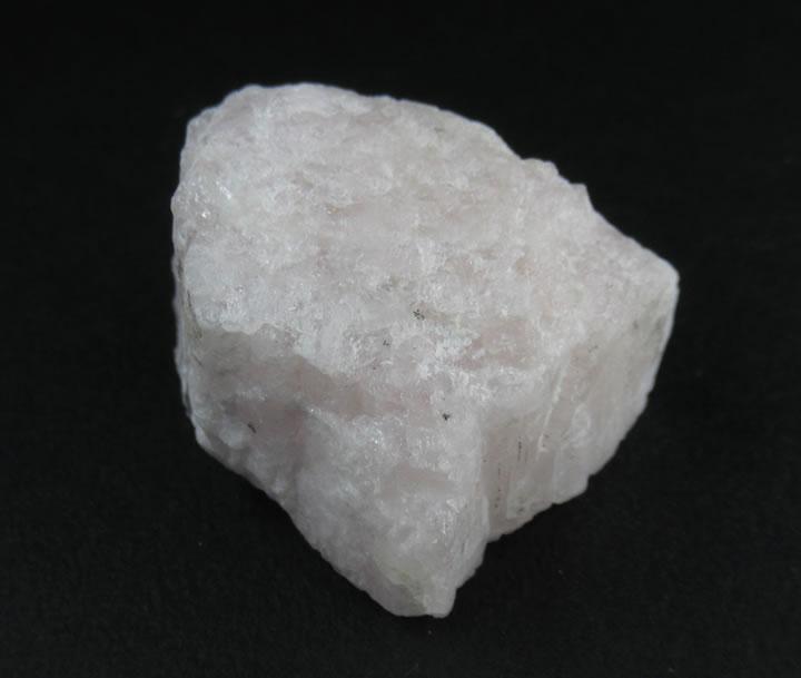 ヒマラヤ産ピンクべリロナイト原石 33.6g フェナカイトを超える高い振動数 闇や思い違いを追い払う気づきの光の剣 bery093