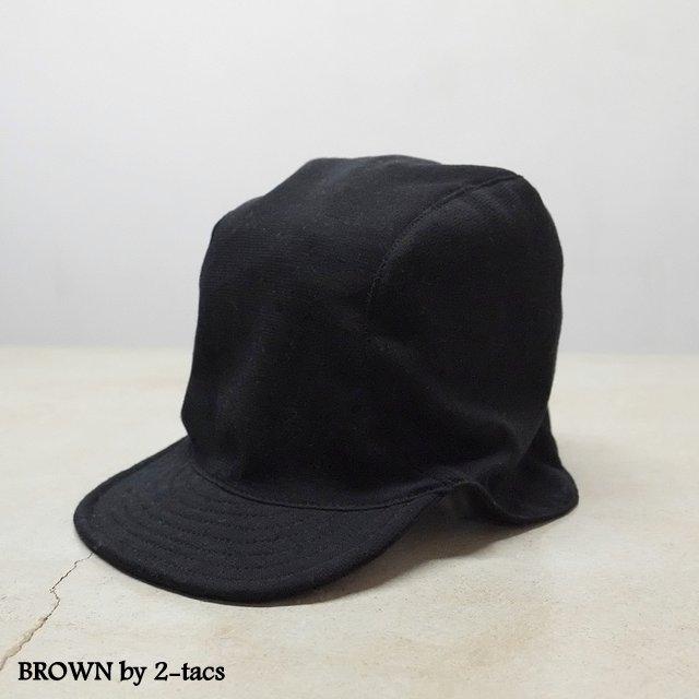 BROWN by 2-tacs (ブラウンバイツータックス) / BAKER (BAA) - BLACK -