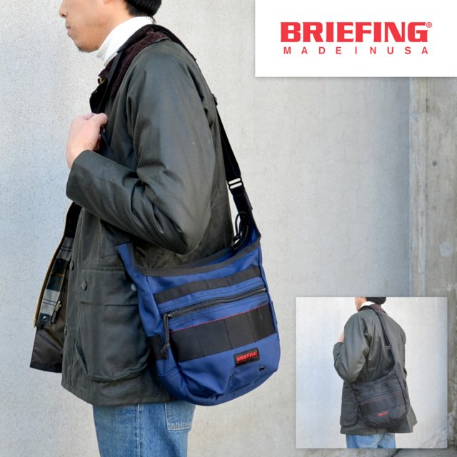 BRIEFING(ブリーフィング) / DAY TRIPPER S(デイ トリッパー エス) -2色展開-