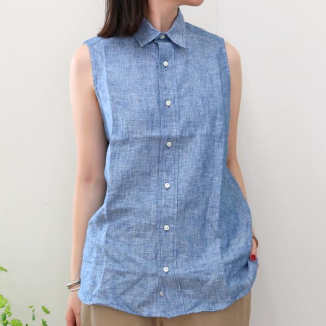 INDIVIDUALIZED SHIRTS(インディビジュアライズドシャツ)/ノースリーブシャツ