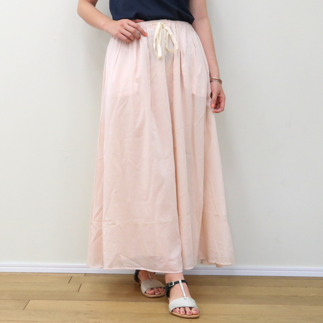 enrica(エンリカ)/コットンシルクギャザースカート