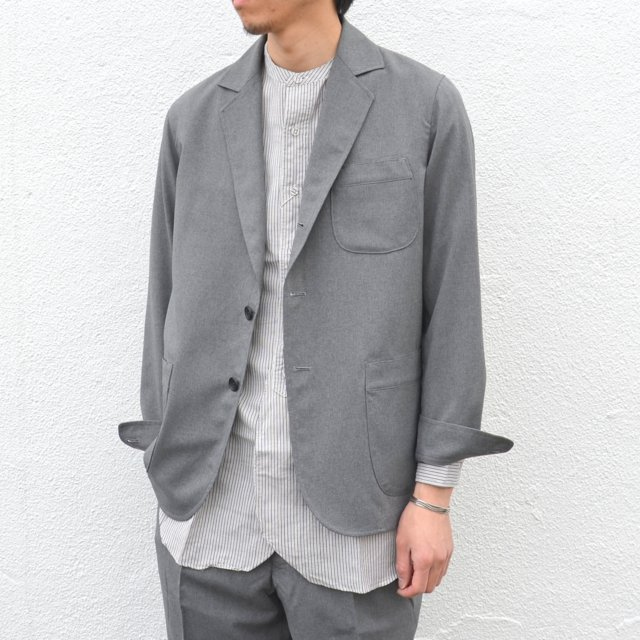 MOJITO(モヒート)/ RITS JACKET Bar.2.1 -(19)GRAY-