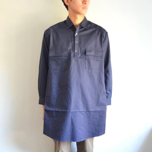 EEL(イ―ル)/ バケットシャツ -(27)NAVY-