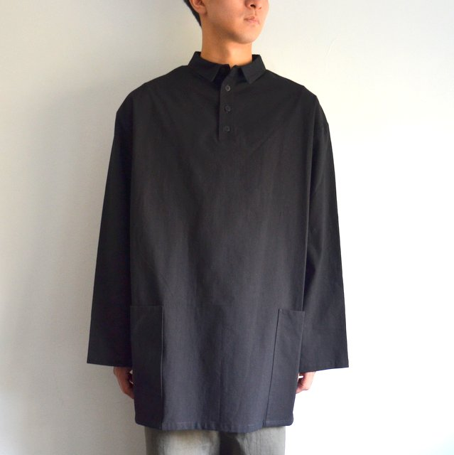 too good(トゥーグッド) / THE APPLE PICKER TOP DYED CALICO MW -FLINT-