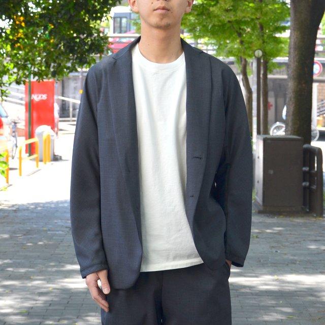 TEATORA(テアトラ)/ Wallet Jacket IO(ICE OFFICE) -CARBON GRAY-