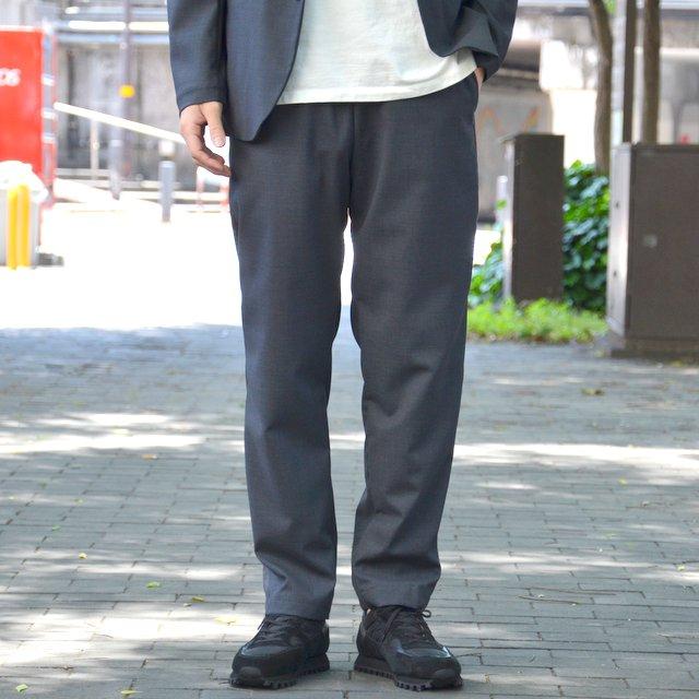 TEATORA(テアトラ)/Wallet Pants IO(ICE OFFICE)-CARBON GRAY-