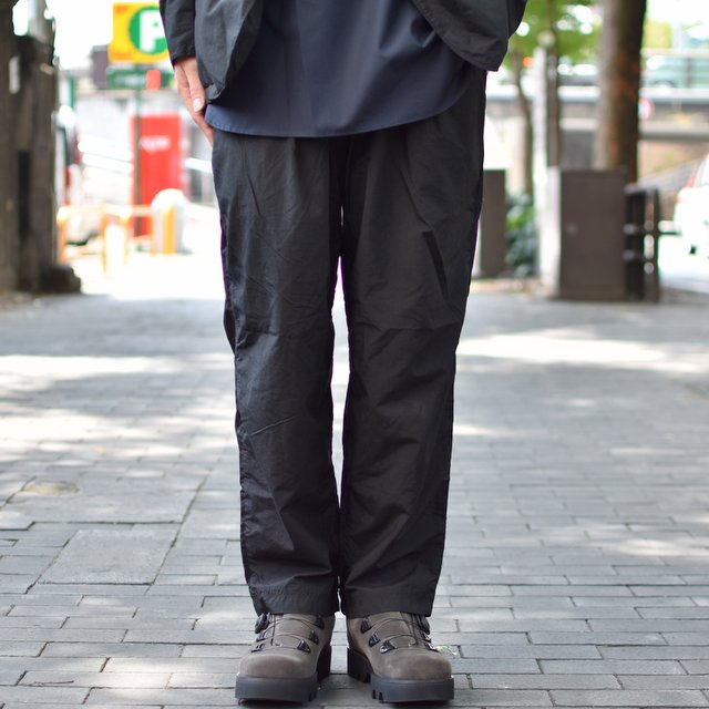 TEATORA(テアトラ)/Wallet Pants RESORT Packable-BLACK-