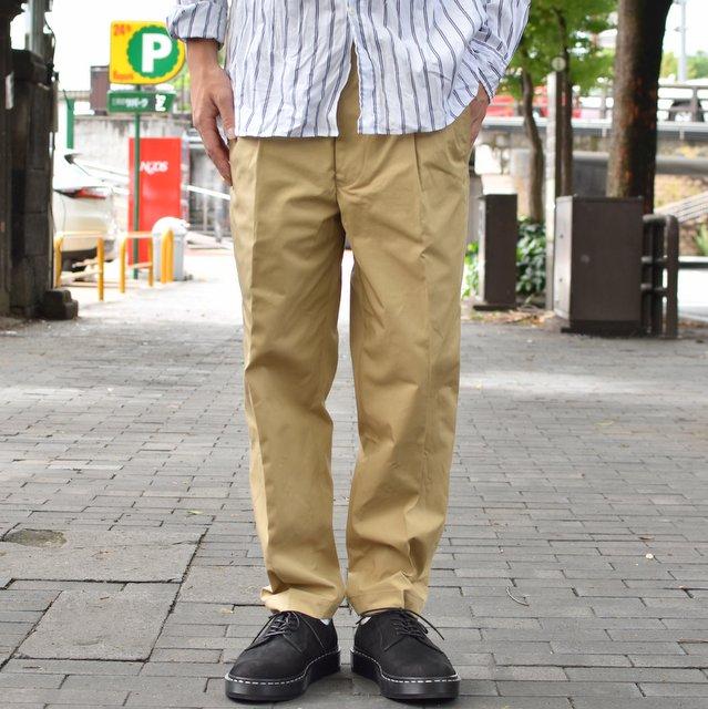 MOJITO(モヒート)/ GULF STREAM PANTS Bar.12.1 -(23)BEIGE-