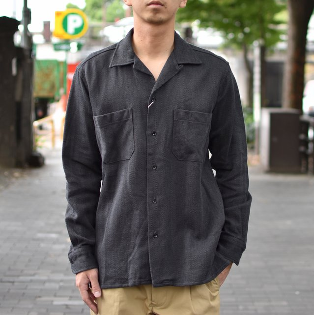 MOJITO(モヒート)/ ABSHINTH SHIRT Bar.2.0 -(19)GRAY-