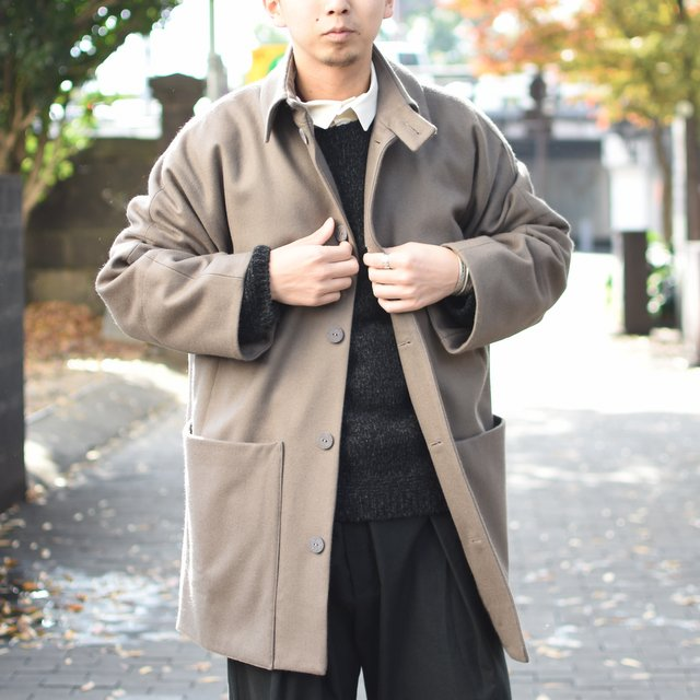 too good(トゥーグッド) / THE DOORMAN JACKET -MUD-