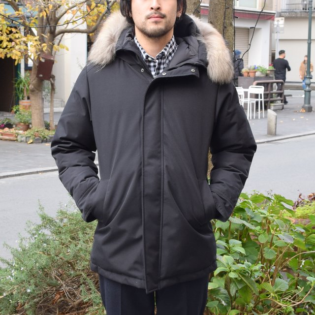 PYRENEX(ピレネックス)/ ANNECY JACKET -BLACK-
