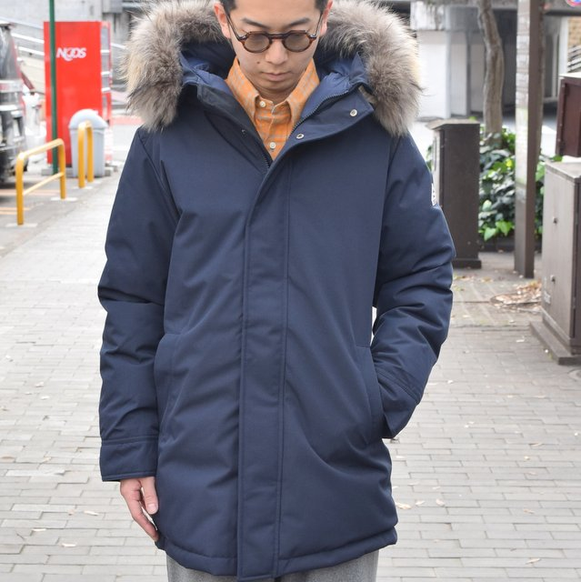 PYRENEX(ピレネックス)/ ANNECY JACKET -AMIRAL-