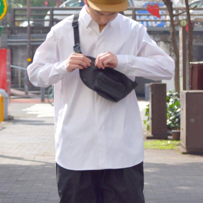 TEATORA(テアトラ)/Keyboard Shirt Key -WHITE-