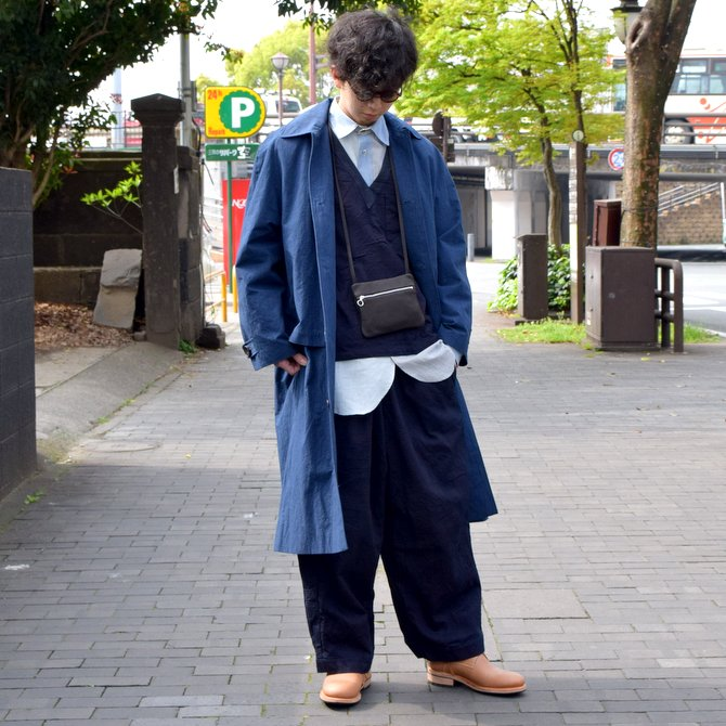 FRANK LEDER(フランク リーダー) / ARCHIVE EDITION SOUTIEN COLLAR COAT
