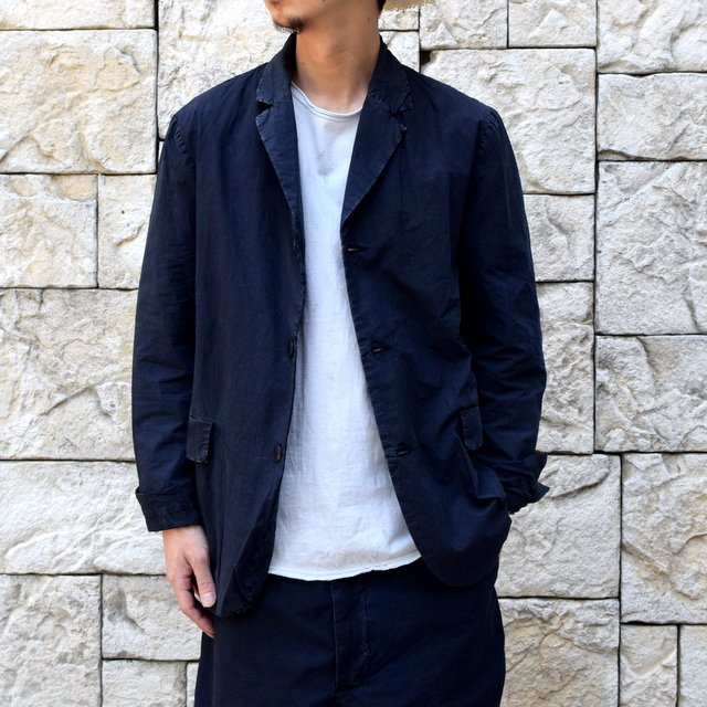 CASEY CASEY(ケーシーケーシー)/K JACKET-Dark Navy-