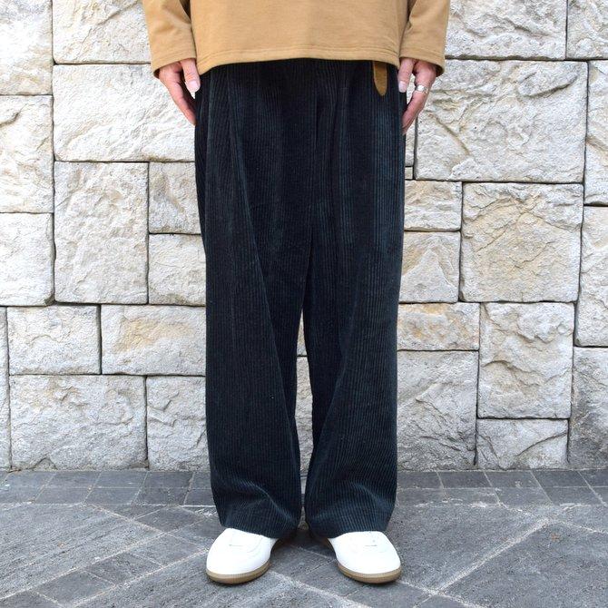 【WINTER SALE】EEL products(イ―ルプロダクツ)/ ロッジパンツ -(17)CHARCOAL -