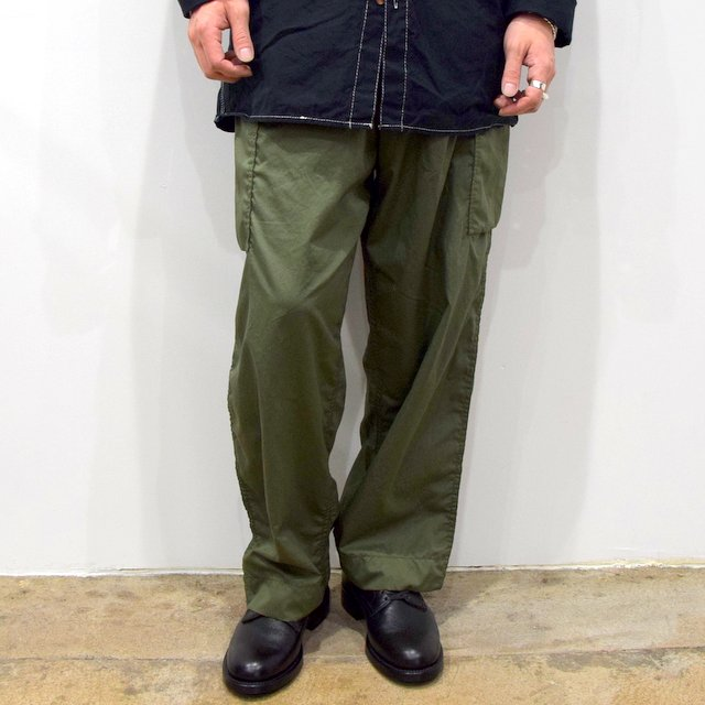 【2020 SS】AUBERGE(オーベルジュ)/ DUTCH CARGO -KHAKI-