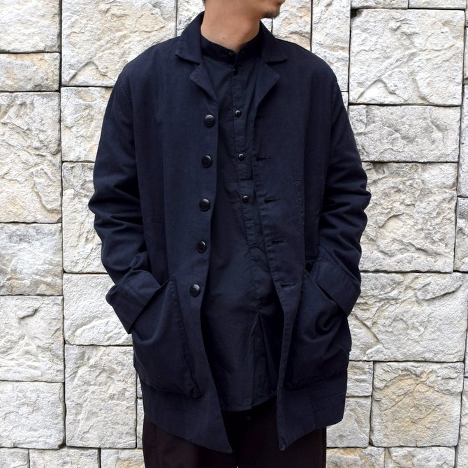【2020 SS】too good(トゥーグッド)/THE PHOTOGRAPHER JACKET CANVAS -FLINT-