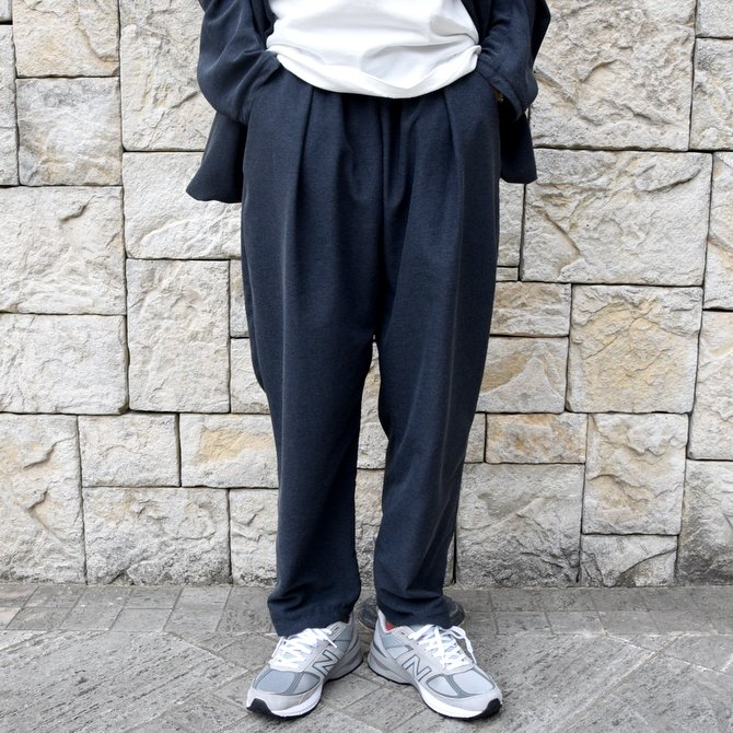 TEATORA(テアトラ)/WALLET PANTS HOLOHORIZON -NAVY-