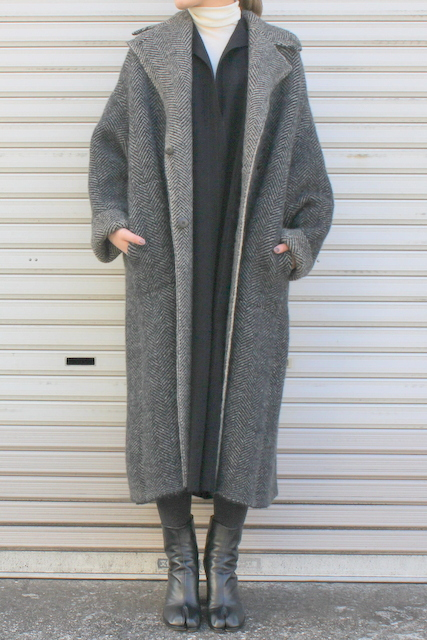 BOBOUTIC(ボブティック)/DOUBLE BREASTED COAT