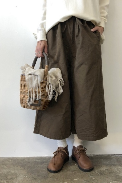 HARROW TOWN STORES(ハロータウンストアーズ)/WIDE EASY PANTS