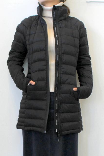【日本正規代理店】CANADA GOOSE(カナダグース)/Lady's BROOKVALE HOODED COAT