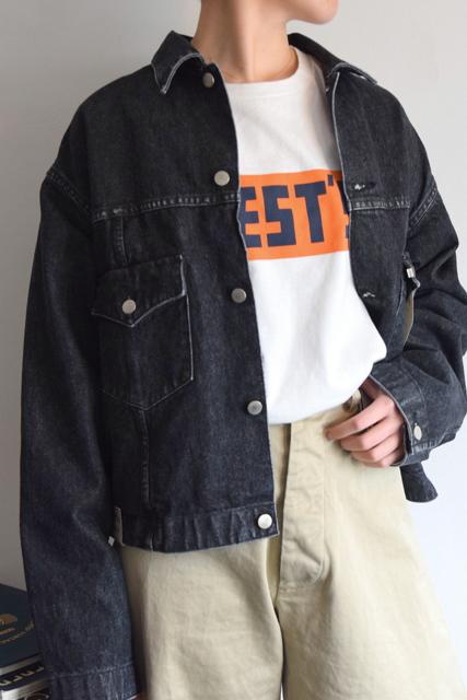 WESTOVERALLS(ウエストオーバーオールズ)/857B TRACKER JACKET