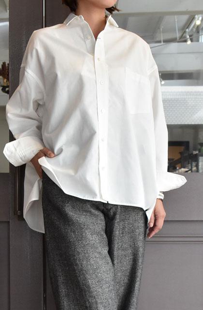TICCA(ティッカ) / スクエアビッグシャツ