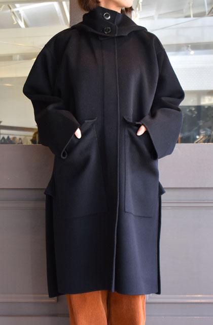 SOFIE D'HOORE(ソフィードール) / CANADIA フーデッドコート(2色展開)