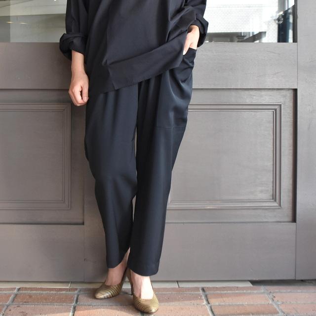 SOFIE D'HOORE(ソフィードール) / drawstring cropped pants(2色展開)