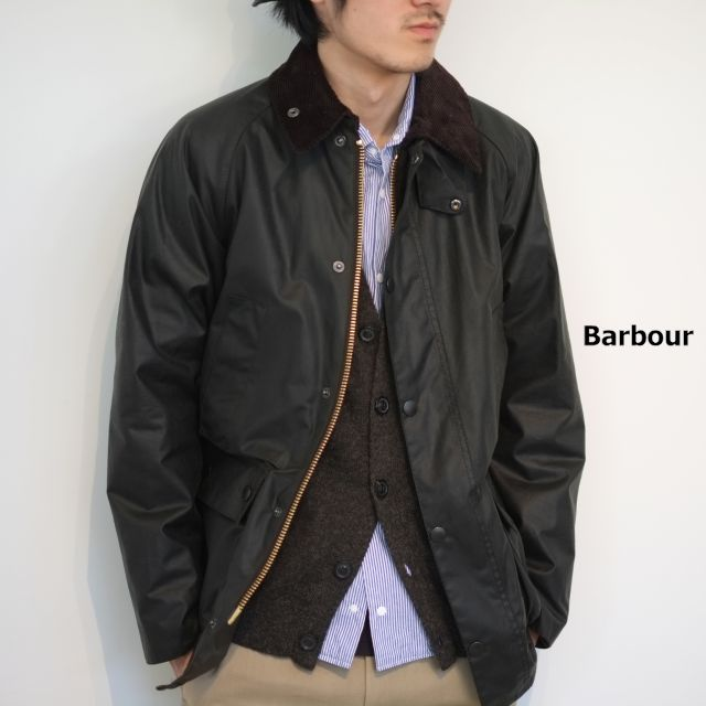 Barbour(バブアー)/BEDALE SL(ビデイル SL) -SAGE- 【Z】