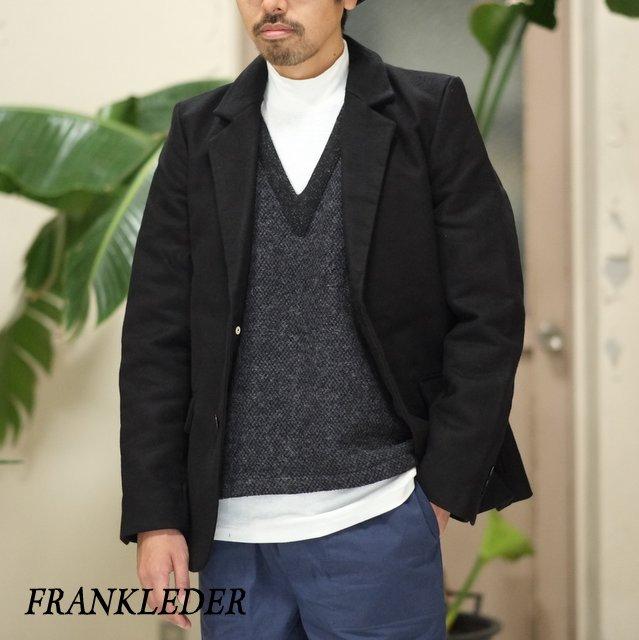 FRANK LEDER(フランクリーダー)/DEUTSCHELEDER JACKET -BLACK-