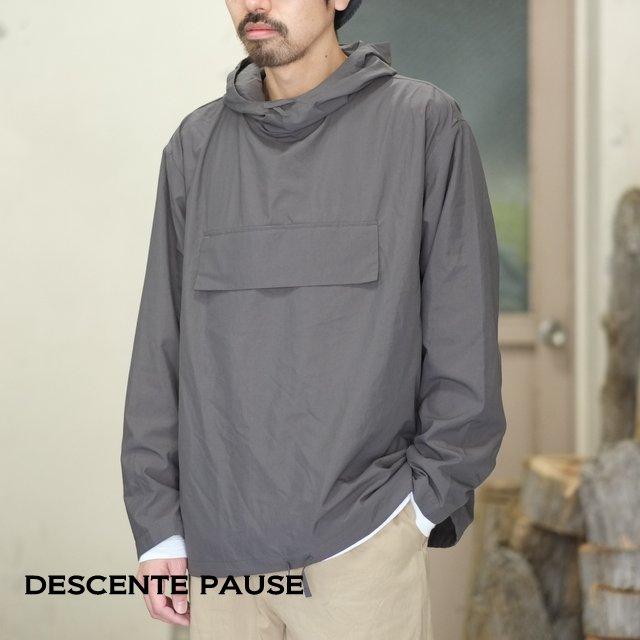DESCENTE PAUSE(デサント ポーズ)/ ANORAK -SBLK- DLMLJC30