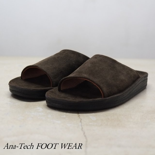 Ana-Tech FOOTWEAR(アナテックフットウェア) / ARUBA -BROWN-