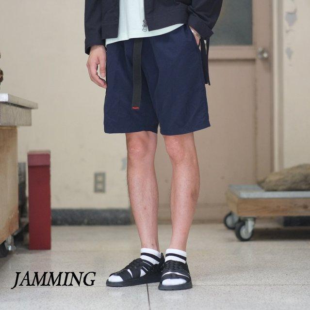 JAMMING(ジャミング)/ コーデュラウェザークライミングショーツ -NAVY-