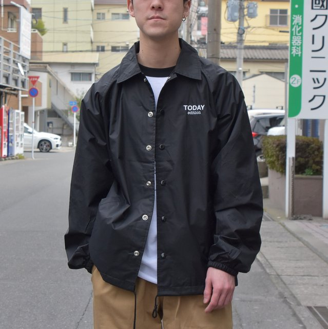 TODAY edition(トゥディエディション)/COACH JKT-3color-