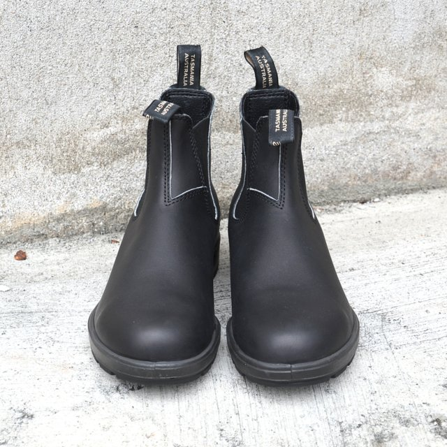 Blundstone(ブランドストーン)/PU/TPU-ELASTIC SIDED-V CUT -Voltan Black-