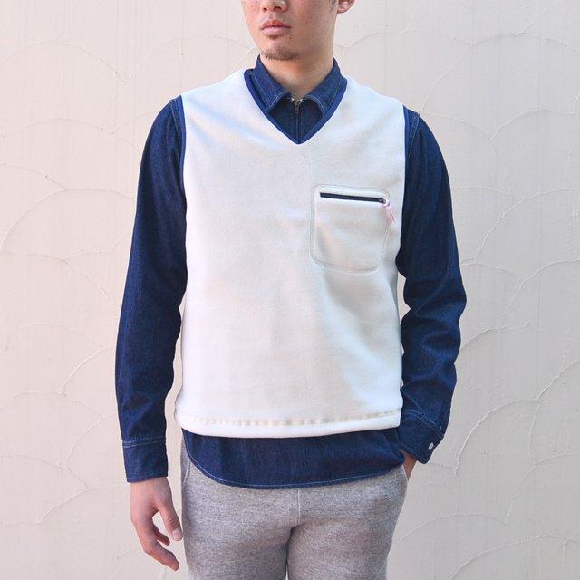 Vest BATTENWEAR(バテンウェア)/ -IVORY- Lodge
