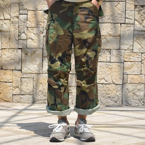 DEADSTOCK(デッドストック)/US.ARMY M-65 -Camouflage- 【Z】