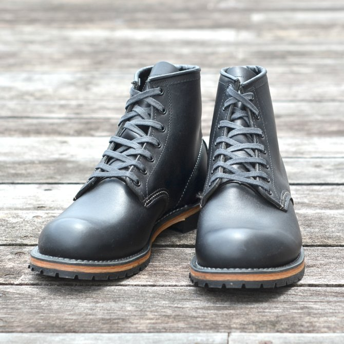 Boot RED -Black- WING(レッドウィング)/ Beckman