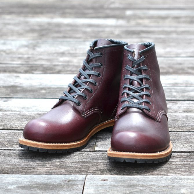 RED WING(レッドウィング)/ Beckman Boot -Black Cherry-