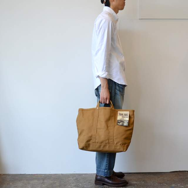 LABOR DAY (노동절 1)/TOOL BAG-BROWN-