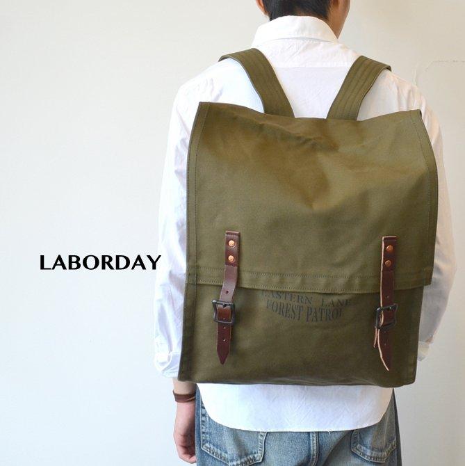LABOR DAY(レイバー・デイ)/ PATROL PACK- Olive-