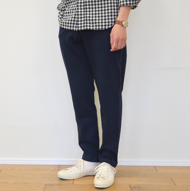 SBTRACT(サブトラクト)/RV TROUSERS -NAVY-