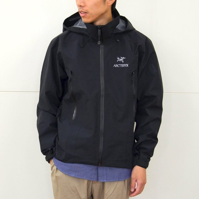 ARC'TERYX(アークテリクス) / Beta AR Jacket Men's -Black-